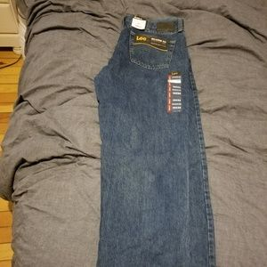 Lee Jeans - Lee Relaxed Fit Straight Leg jeans